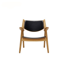 Hans Wegner Upholstered Easy Lounge Armchair