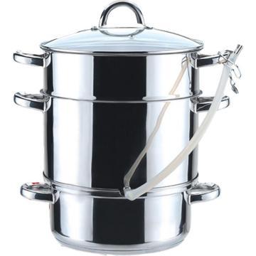 Pote de suco de aço Stainess