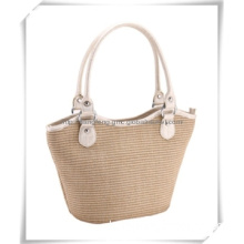 Fashion Straw Case Cosmetic Pouch Leisure Bag