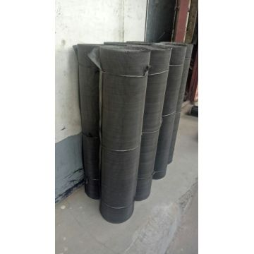 noir fer Welded Wire Mesh Stretch