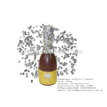 Mini Champagne Confetti Popper 16cm