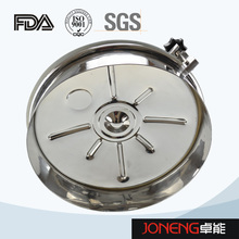 Stainless Steel Non Pressure Type Round Manway Manhole Cover (JN-ML2006)