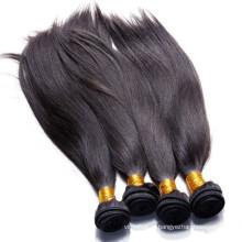 produtos de cabelo por atacado do americano africano, extensão 100 remy pura do cabelo