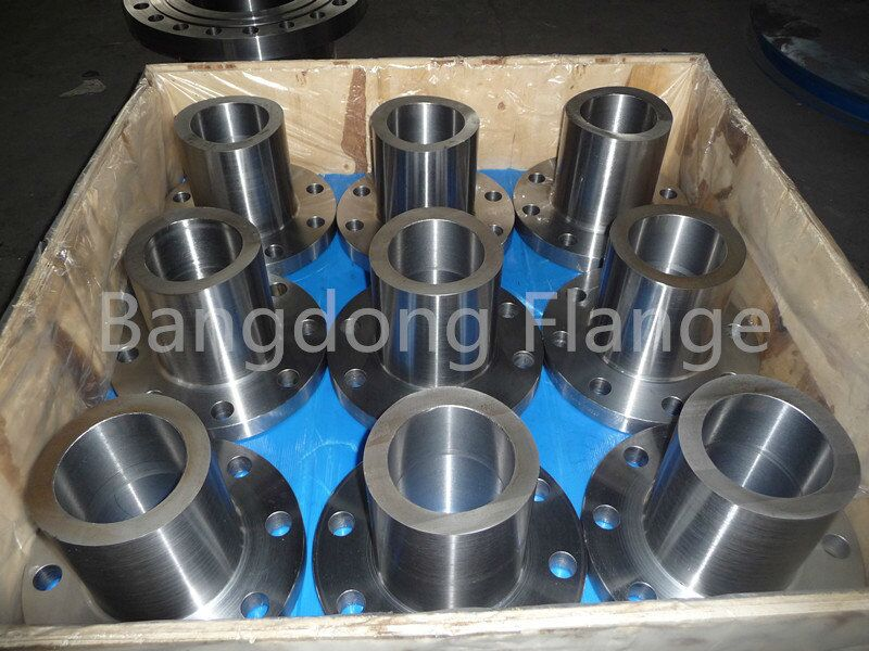 MSS SP75 Flanged Olet Fittings