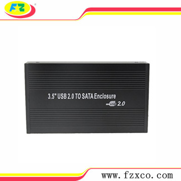 USB 2.0 3.5 External HDD Case Enclosure