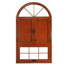 Badezimmer-Design-Aluminiumfenster mit Lüftungsklappen-Markisenfenster