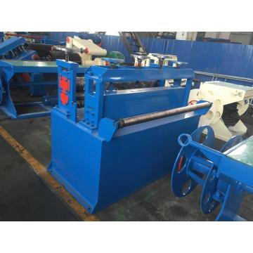 Simple Slitting Line Untuk Metal Stud And Track