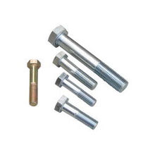 Stainless Steel Hex Bolt for Industry (DIN6914)