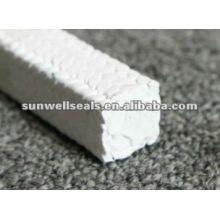 Embalagem pura de PTFE branco