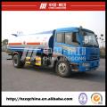 Camión del tanque de combustible del acero de carbono de 4X2 Faw 12000L (HZZ5162GJY) con alto rendimiento