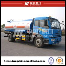 Camion de réservoir de carburant d'acier au carbone de 4X2 Faw 12000L (HZZ5162GJY) avec la haute performance