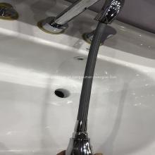 Luva trançada de proteção da torneira removível