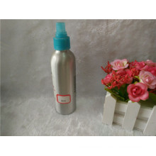 150ml Silver Aluminum Bottle with Dispenser (AB-020)