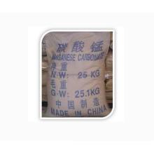 Alimentação da classe Cas 598-62-9 Cas 598-62-9 carbonato de manganês