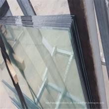 Fornecendo o vidro da janela, o vidro do chuveiro, o vidro da parede