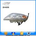 China suministra la lámpara de cabeza de alta calidad de las piezas del spsre del autobús para el autobús de Yutong