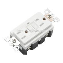 YGB-094 Hogar TR 15A 2LED receptáculos gfci