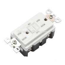 YGB-094 Household TR 15A 2LED gfci receptacles