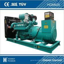 Googol PTAA1120G1 Motor Silencioso 450kW Generador Diesel