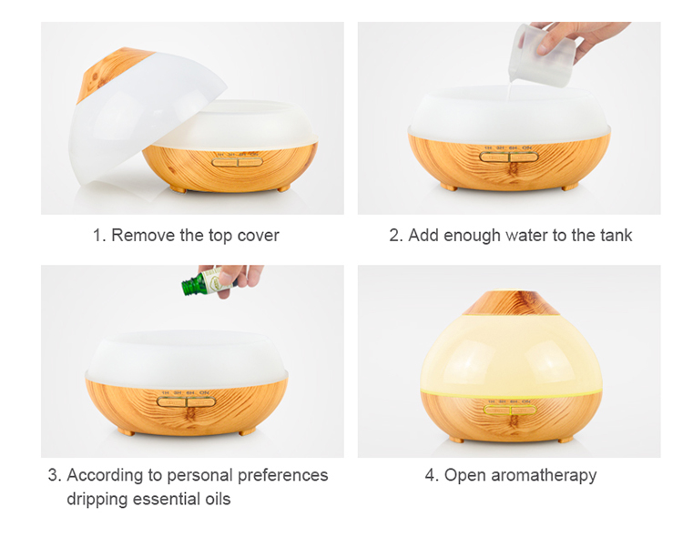 aromatherapy cool mist diffuser
