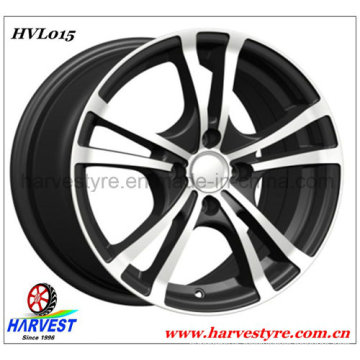 Aluminum Wheels with Machine Lip