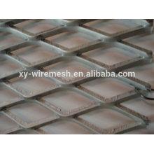Hierro perforado diamante metal estándar malla expandida