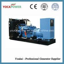 4-Takt Motor Mtu 800kw / 1000kVA Elecric Diesel Generator Set