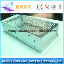 Chapa de metal caliente de la venta del OEM que estampa la placa de cubierta de la seguridad del interruptor de las piezas