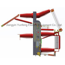 Produto novo, fábrica fornecer Fzrn35 - 40,5 D quebrar interruptor de carga (cross-núcleo integrado)
