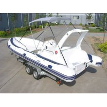 RIB 730C fishing boat inflatable boat