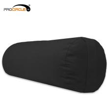 Travesseiro Cilíndrico de Algodão Puro Exercício de Yoga Travesseiro