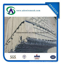 Heavy Duty Gabion Box als Hesco Barriere