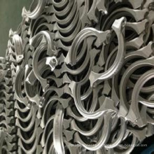 Piezas de mecanizado de fundición de cera perdida de precisión de acero aleado