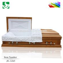 Especializada de ataúdes de la cremación de estilo americano en venta