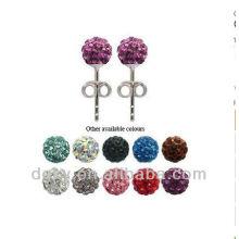 GlitZ JewelZ Crystal bal Stud Earrings/Pendants
