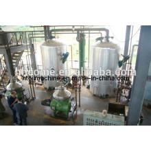 Óleo de cozinha usado, petróleo bruto, máquina de reciclagem de óleo de veículo Máquina de produção de biodiesel