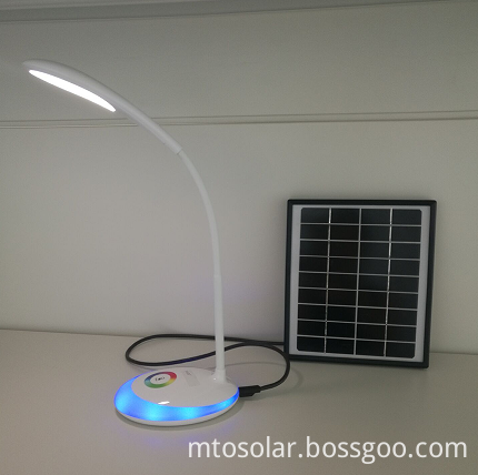solar table lights