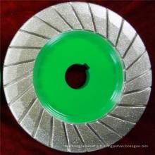 Vente chaude diamant disque de polissage en marbre de bonne qualité