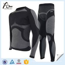 Männer Thermal Base Layer Nahtlose Unterwäsche