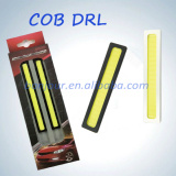 LED COB Daytime Running Light 14 CM with frame automotive spare parts lighting LED