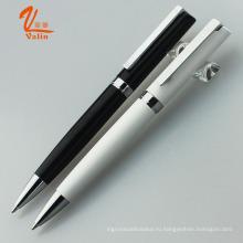Подарочная ручка с металлическим набором с логотипом для расходных материалов для бизнеса