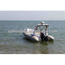 luxury rib boat HH-RIB580C with CE