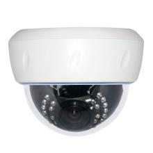 Plastic 2.8-12mm Varifocal lens HD CVI IR Dome Camera