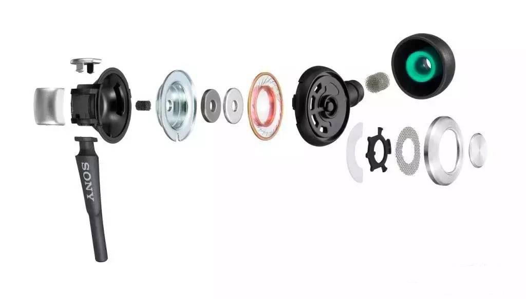 headphones speaker