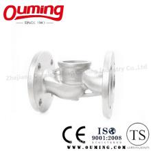 OEM/ODM Stainless Steel Precision Investment Flange Globe Valve Casting