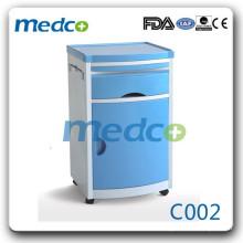 C002 Обычный прикроватный шкаф для больничной палаты