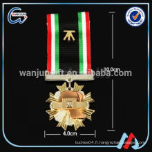 Médailles wwii gaufrées personnalisées