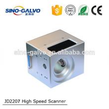 Hot Sale Fiber Laser Scanner JD2207 High Speed Digital Galvanometer From Popular China Supplier