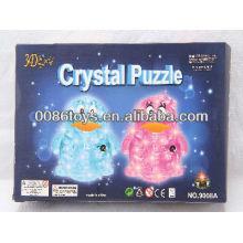 2013 neues Einzelteil 62PCS Puzzlespiel mit Licht