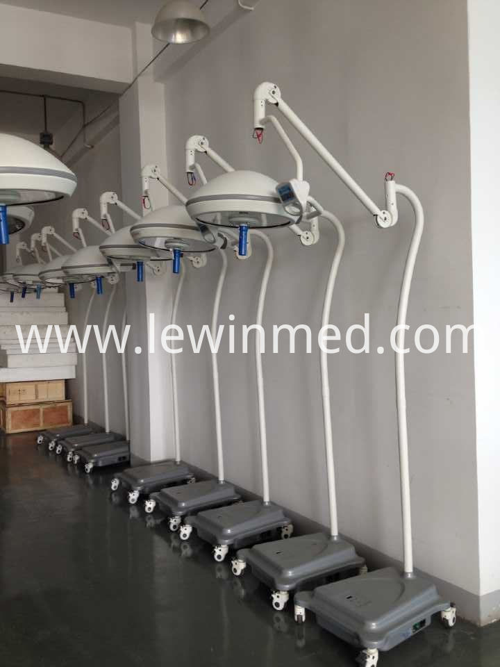 Hospital halogen operation lamp with ce